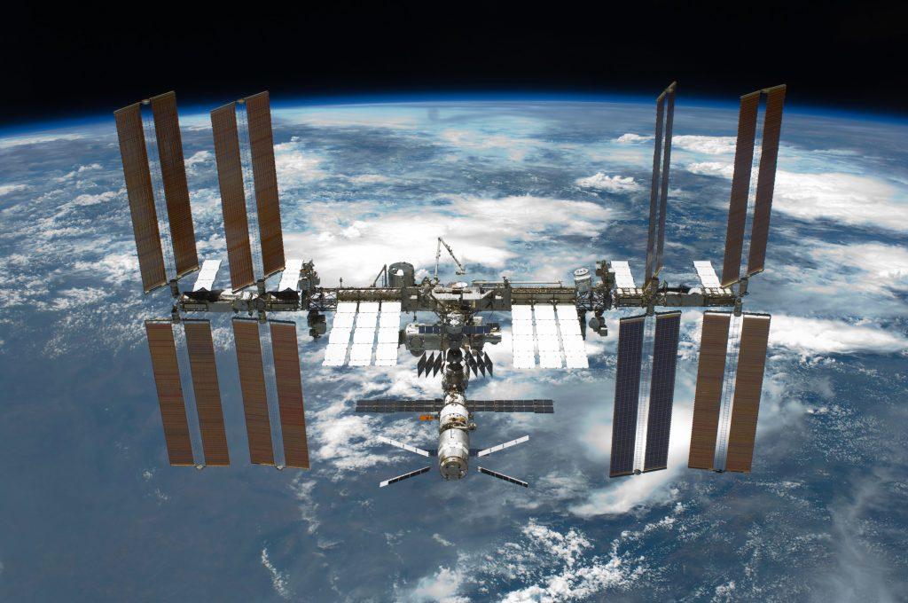 International Space Station (ISS) -  Międzynarodowa Stacja Kosmiczna