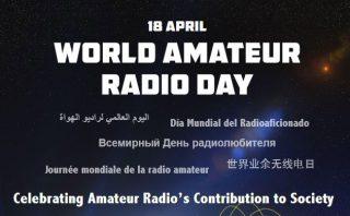 Światowy Dzień Krótkofalarstwa (WARD) 1